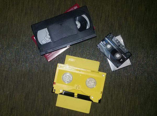 تبدیل فیلم و نوار به فایل دیجیتال